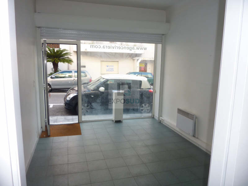 Location Local commercial ANTIBES Mandat : L0356