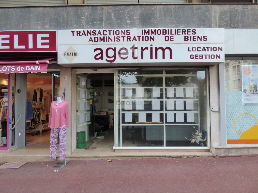 Location Local commercial ANTIBES surface habitable de 29 m²