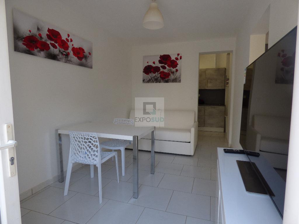 Location Appartement ANTIBES surface habitable de 28.04 m²