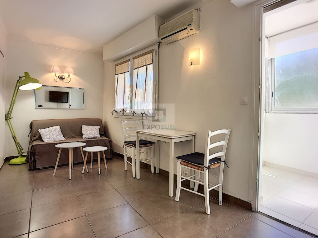Location Appartement JUAN LES PINS Mandat : 09768