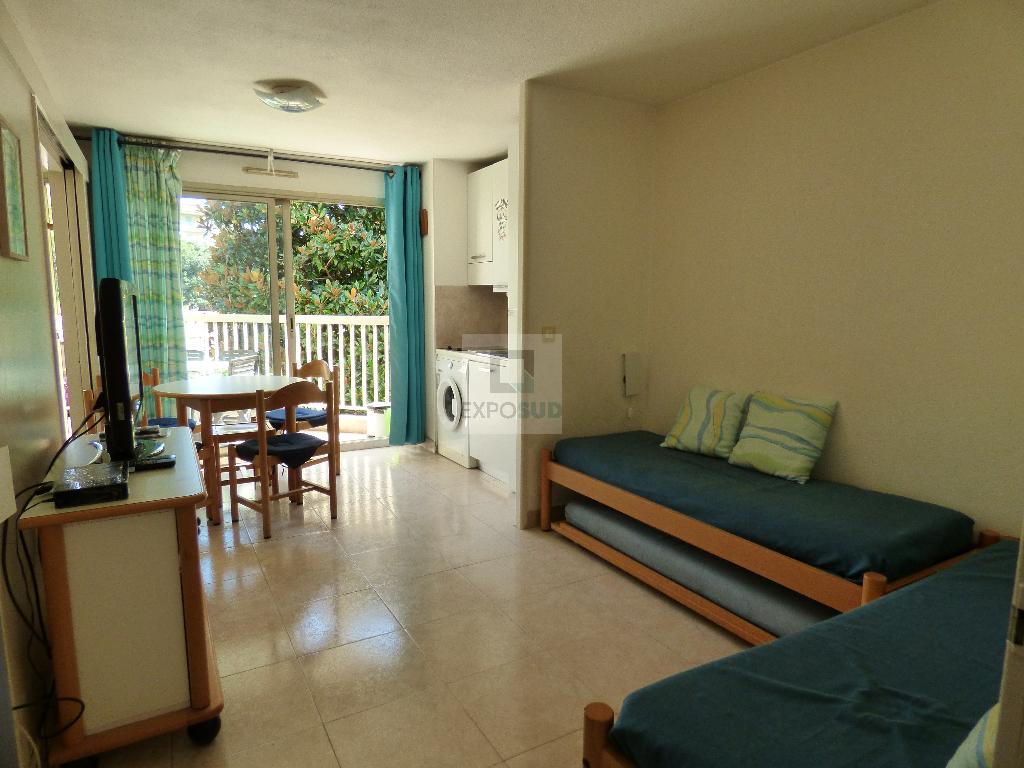 Location Appartement JUAN LES PINS surface habitable de 28 m²