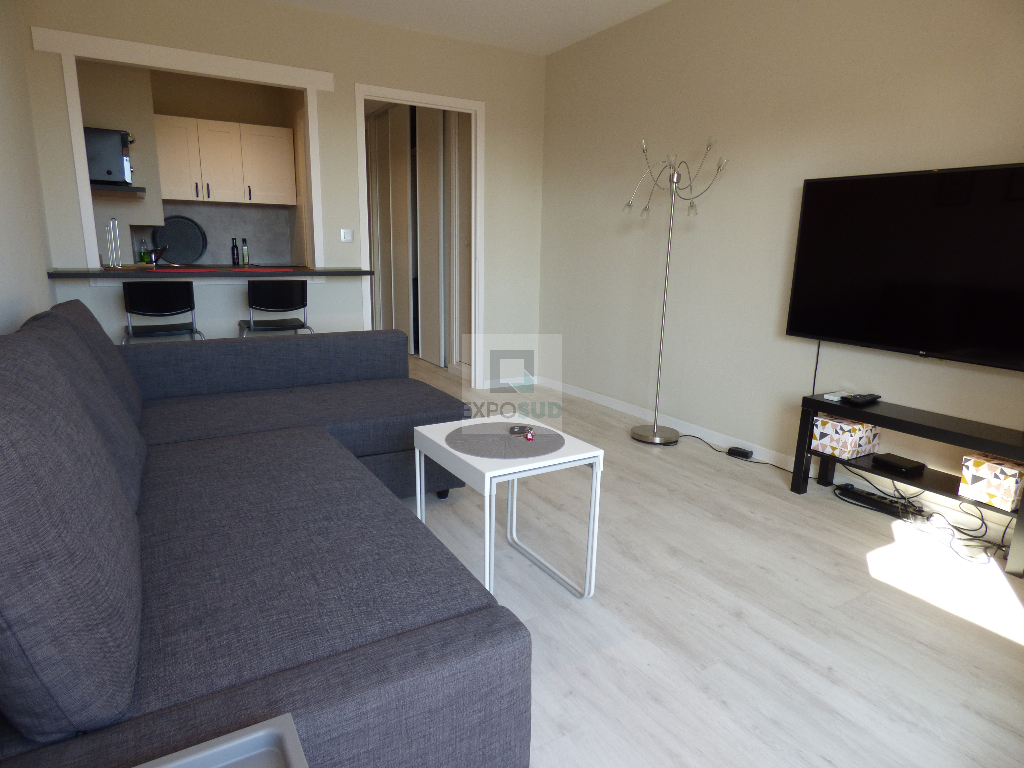 Location Appartement LE GOLFE JUAN surface habitable de 23 m²