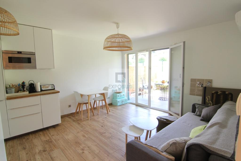 Vente Appartement ANTIBES surface habitable de 37.01 m²