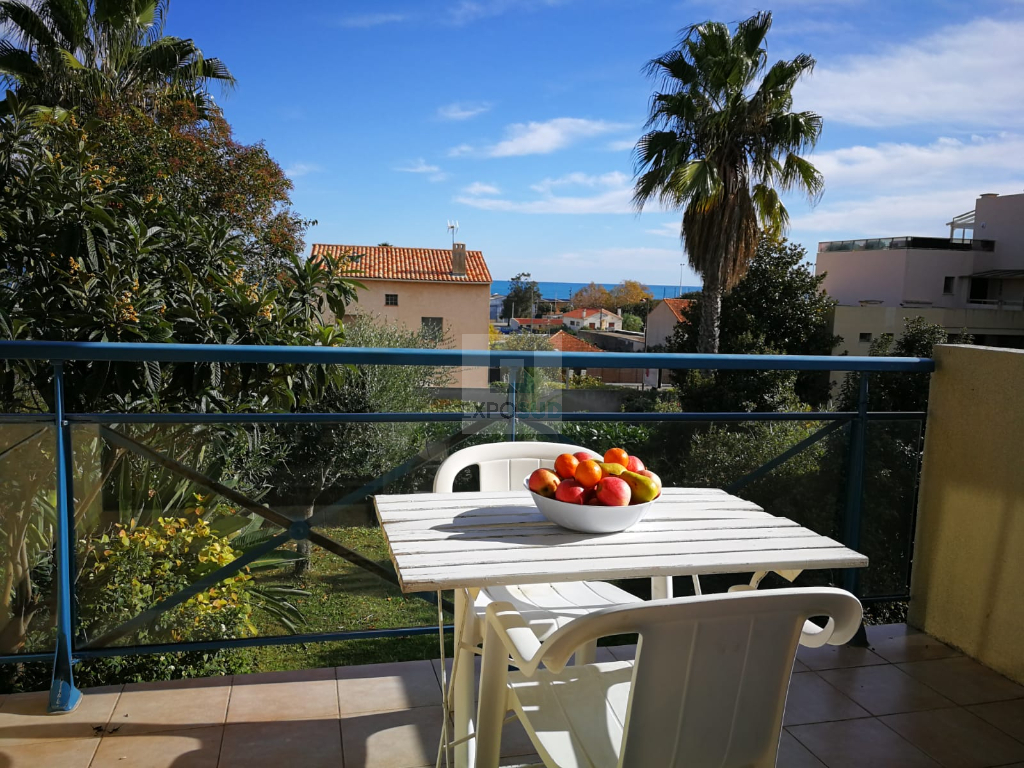 Vente Appartement ANTIBES 1 chambres