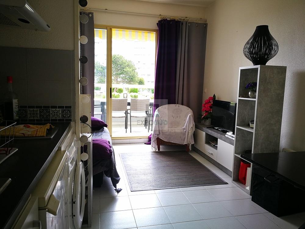 Vente Appartement VILLENEUVE LOUBET Mandat : 10017