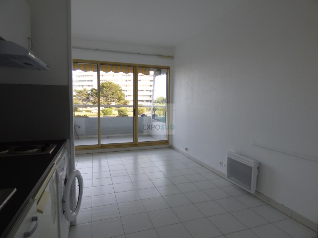 Vente Appartement VILLENEUVE LOUBET 1 pièces