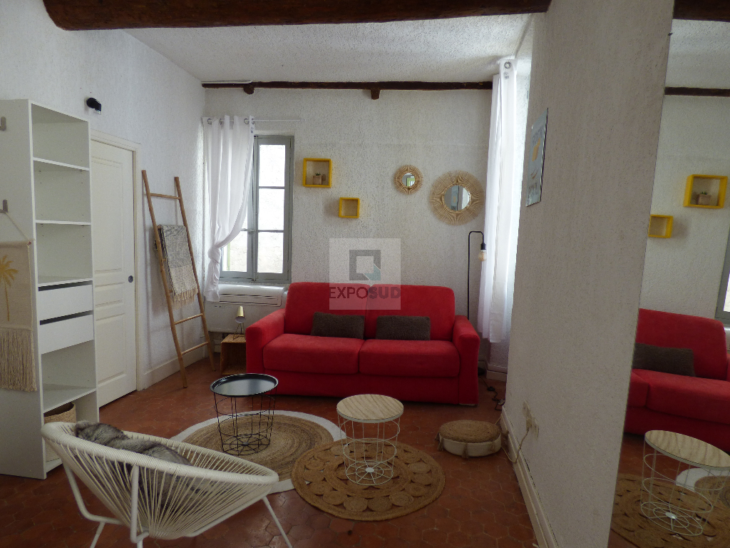 Location Appartement ANTIBES surface habitable de 21.63 m²