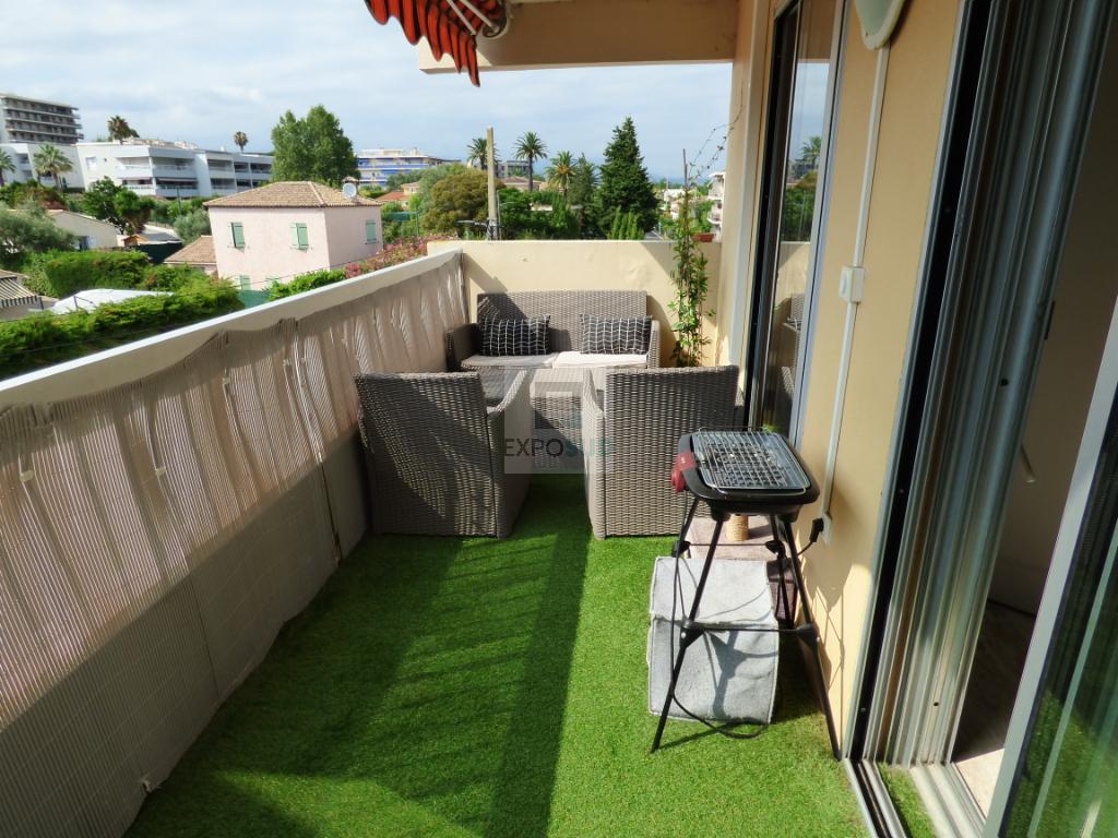 Vente Appartement ANTIBES Mandat :
