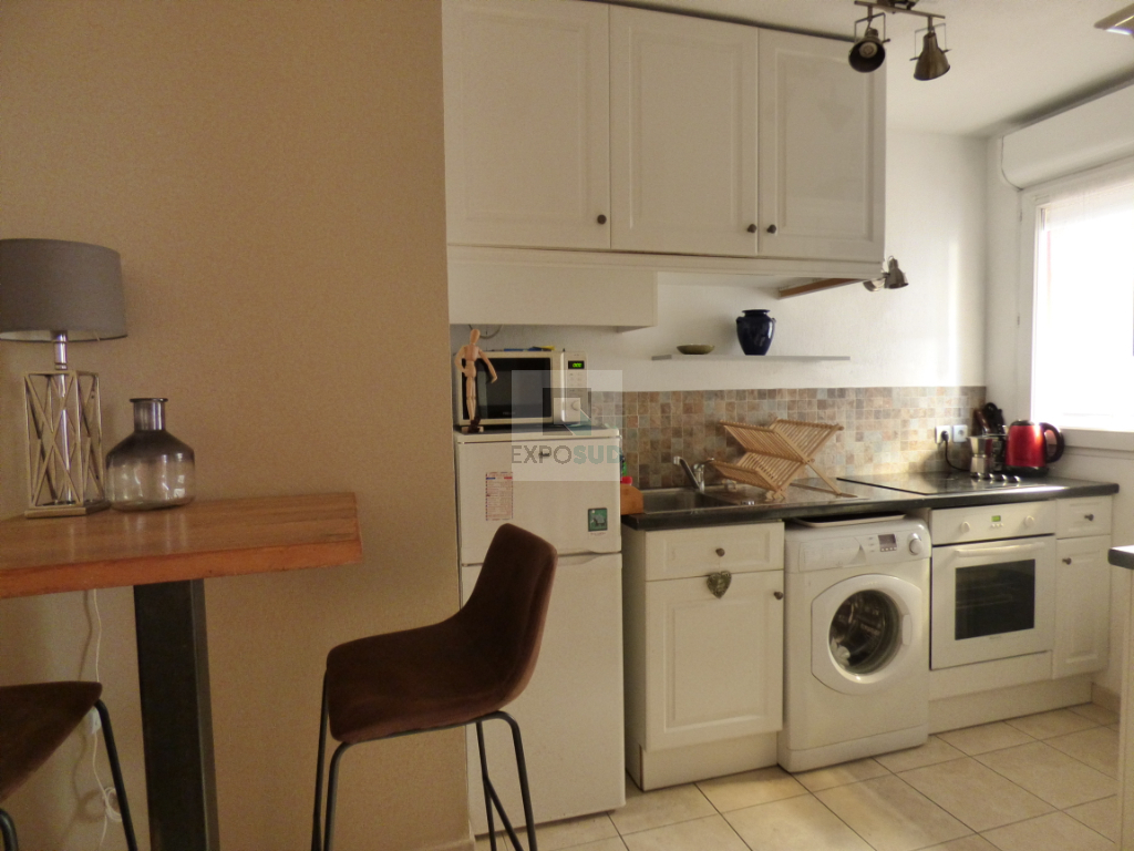 Vente Appartement ANTIBES surface habitable de 28 m²