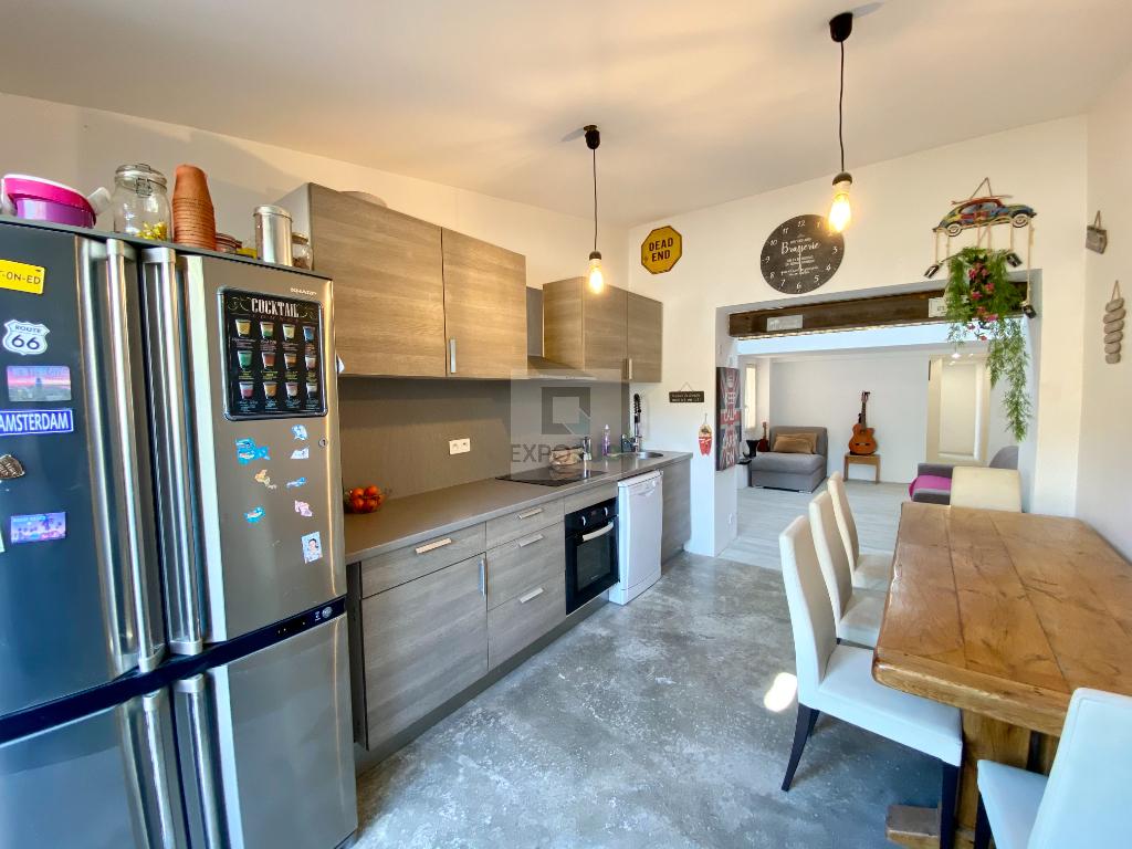 Vente Maison BIOT surface habitable de 57.43 m²