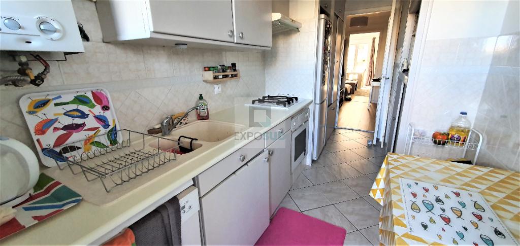 Vente Appartement JUAN LES PINS collectifcomptageindividuel, radiateur, gaz chauffage