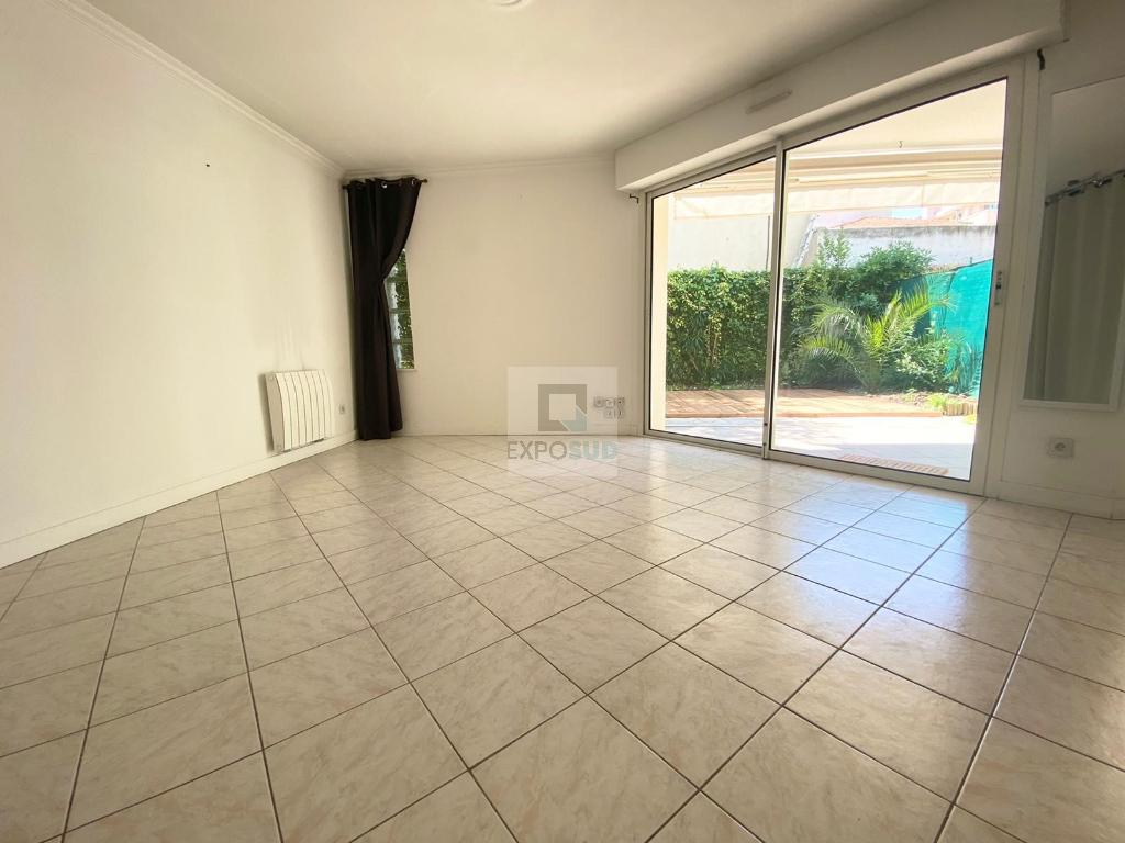 Location Appartement JUAN LES PINS surface habitable de 32.38 m²