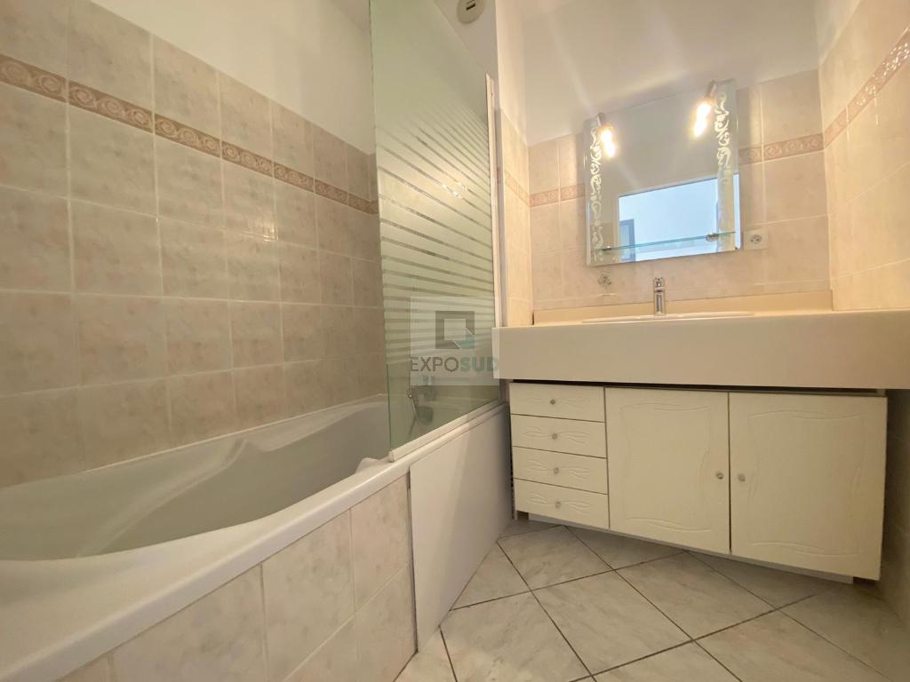 Location Appartement JUAN LES PINS individuel, , electrique chauffage