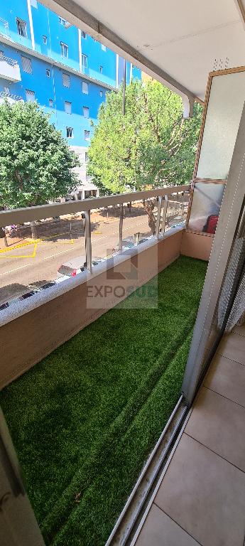 Location Appartement JUAN LES PINS surface habitable de 26.22 m²