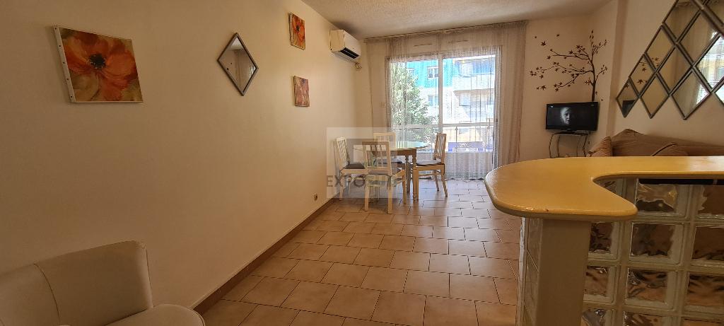 Location Appartement JUAN LES PINS individuel, , climatisation_reversible chauffage