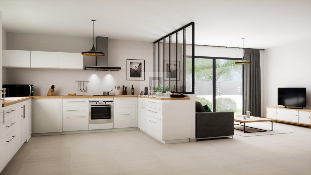 Vente Appartement ANTIBES surface habitable de 100 m²