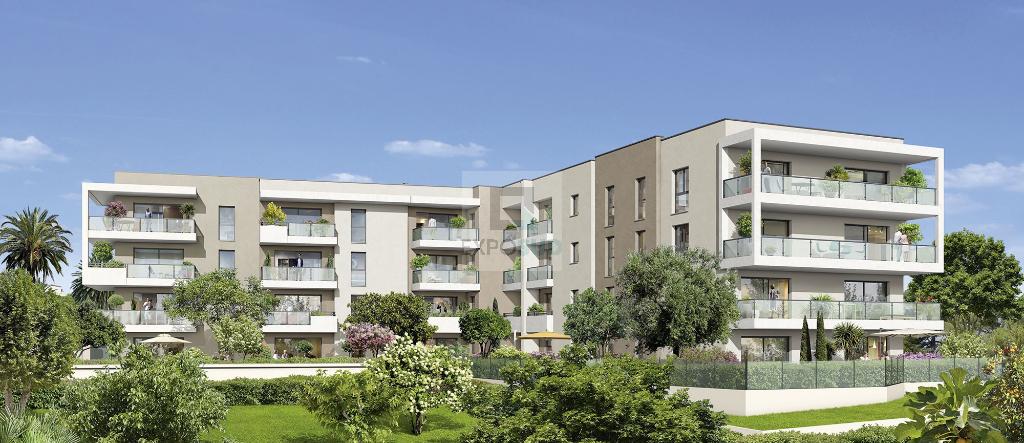 Vente Appartement ANTIBES Mandat : INEOM2